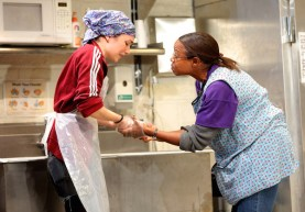 GRAND CONCOURSE OCTOBER 17, 2014 – NOVEMBER 30, 2014 PETER JAY SHARP THEATER Written by Heidi Schreck Directed by Kip Fagan WORLD PREMIERE Called to a life of religious service, Shelley is the devoted manager of a Bronx soup kitchen, but lately her
