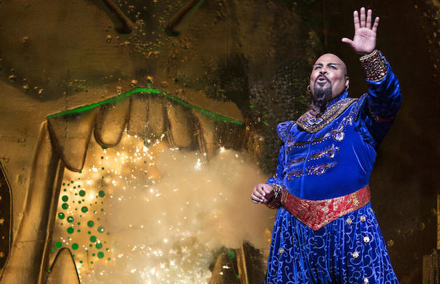 James Iglehart in Aladdin