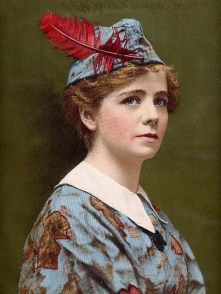 Maude Adams, Broadway's first Peter Pan