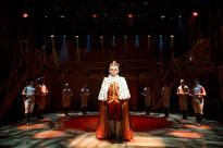 Brian d'Arcy James as King George