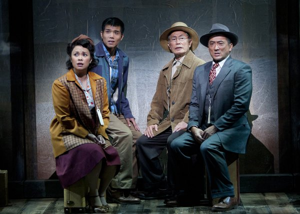 Allegiance Lea Salonga George Takei Telly Leung