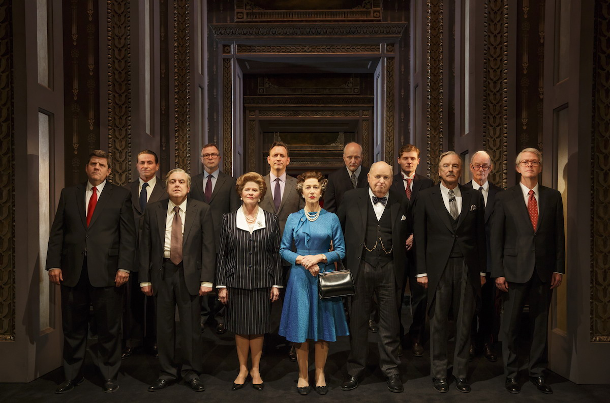 Queen and Prime Ministers