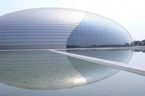 The National Grand Theater of China, Beijing