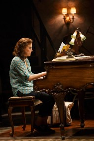 Judy Kuhn as Helen, the mother