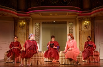 Shoulda 4._Sierra_Boggess__Tyne_Daly__Lisa_Howard__Harriet_Harris__Montego_Glover_in_It_Shoulda_Been_You_-_Photo_by_Joan_Marcus
