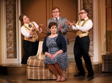 It Shoulda Been You Brooks Atkinson Theatre