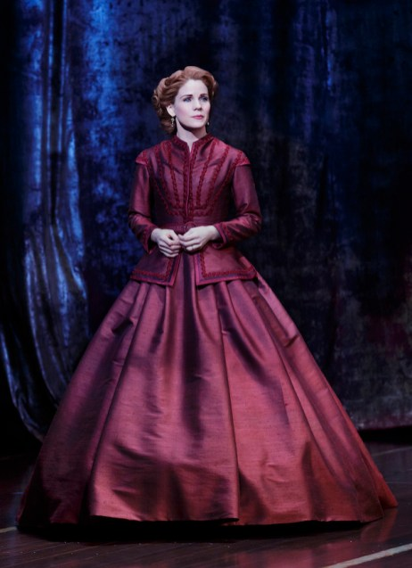 Kelli O'Hara in The King And I