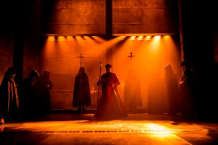 There are beheadings in Wolf Hall, but they're done tastefully