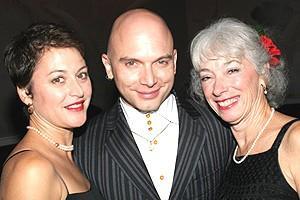 Marisa Cerveris, Michael Cerveris with their mother