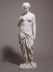 5. Indian Girl or The Dawn of Christianity by Erastus Dow Palmer (1853 to 1856)