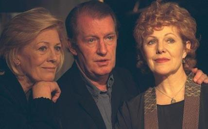 Vanessa, Corin and Lynn Redgrave