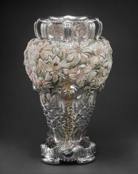 2. The Magnolia Vase, Tiffany & Co (ca. 1893)