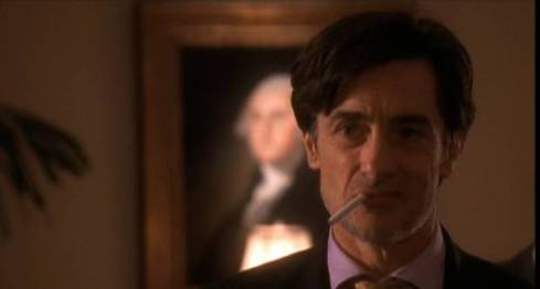 Roger Rees in the West Wing