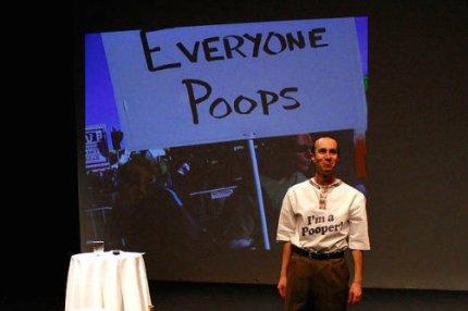 An Inconvenient Poop