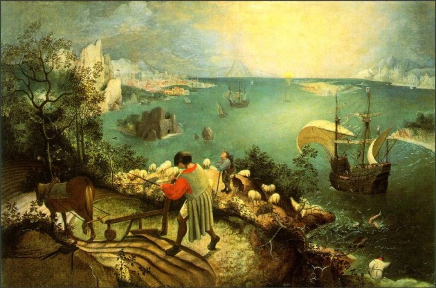 art-pieter-bruegel-the-elder-landscape-with-the-fall-of-icarus