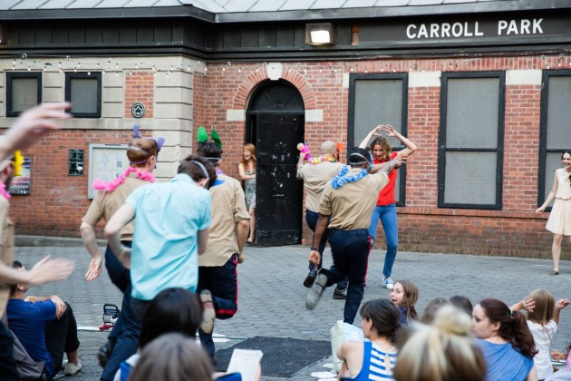 Smith Street Stage's Much Ado About Nothing
