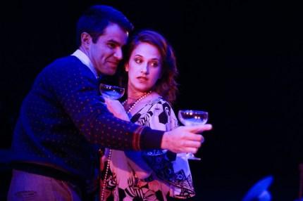 Bernardo Cubria and Michelle David