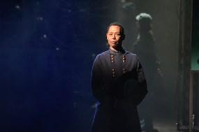 Karen Kandel as the General