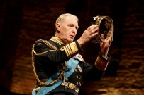 Tim Pigott-Smith as King Charles III
