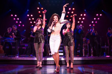 Ana Villafane in On Your Feet
