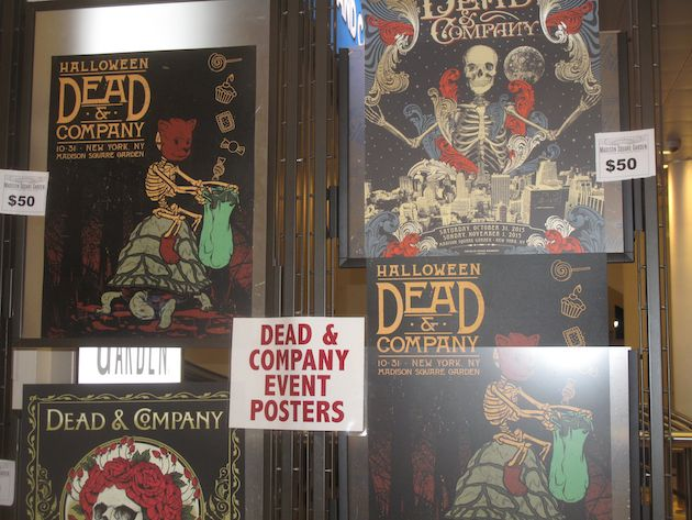 Dead posters