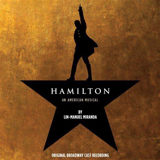 Theater-Hamilton Cast Album