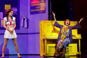 Jackie Hoffman on the Town