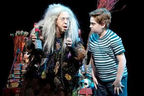 Jackie Hoffman the Addams Family
