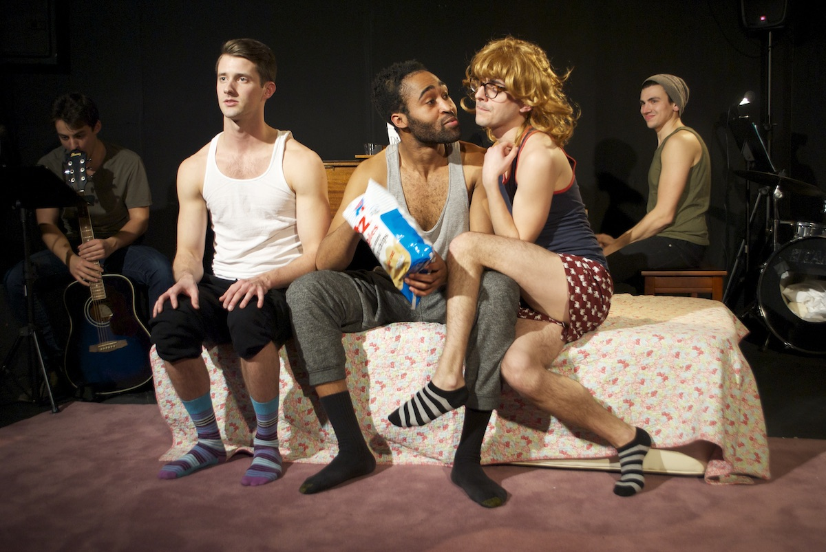 Boys Who Tricked Me, a production of the Musical Theatre Factory