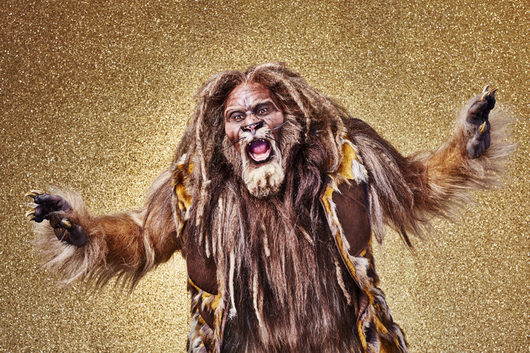 David Alan Grier as Lion -- (Photo by: Paul Gilmore/NBC)