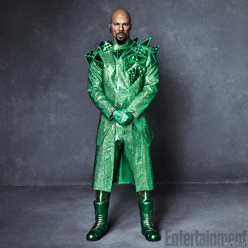 Common as the Bouncer