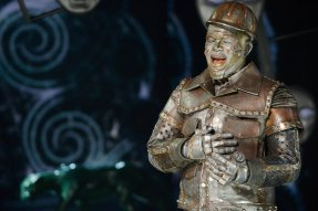 THE WIZ LIVE! -- Pictured: Ne-Yo as Tin-Man -- (Photo by: Virginia Sherwood/NBC)