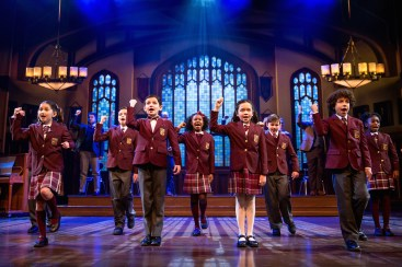 School of Rock 2 Children's Ensemble