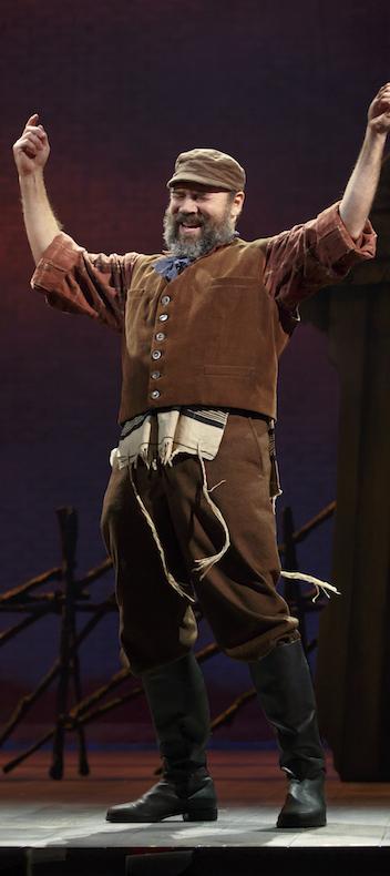 Fiddler On The Roof Broadway Theatre U2022DANNY BURSTEIN DANNY BURSTEIN (Tevye)  Danny Is