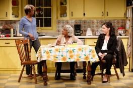 Sharon Washington, Marjorie Johnson, Finnerty Steeves