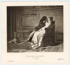 Francesca da Rimini. Act V, Scene I, 1887