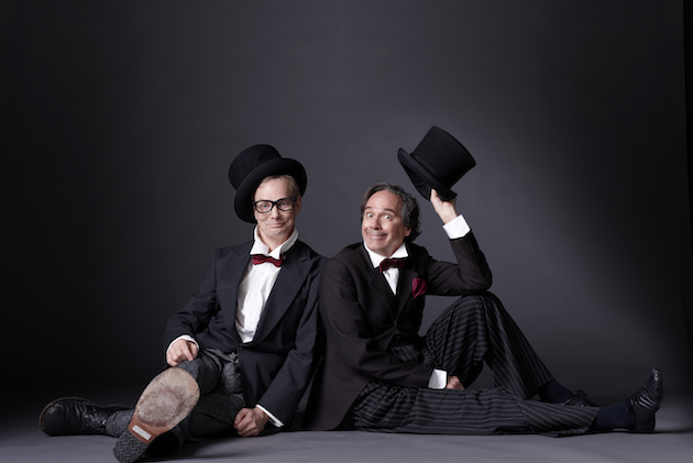Bill Irwin and David Shiner