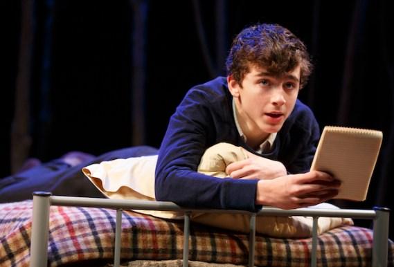 Timothée Chalamet in Prodigal Son by John Patrick Shanley