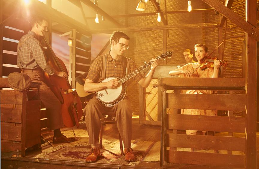 BrightStar2 Michael_Pearce__Bennett_Sullivan__Rob_Berman__and_Martha_McDonnell._Photo_by_Nick_Stokes