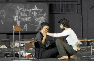 Sophie Okonedo and Ben Whishaw
