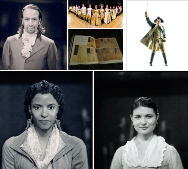 HamiltontheRevolutioncollage