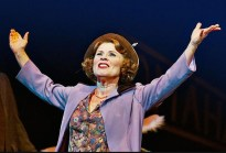 Imelda Staunton singing from Gypsy. She won Olivier for Best Actress in a Musical
