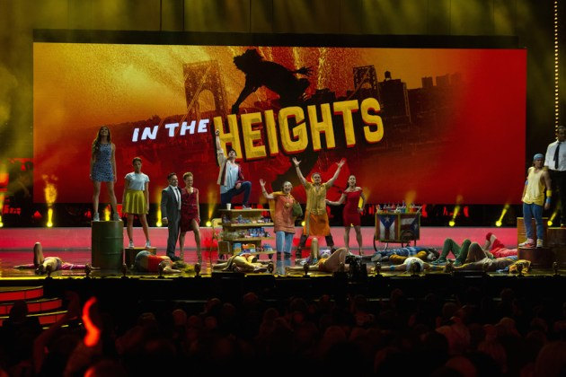 In The Heights Oliviers