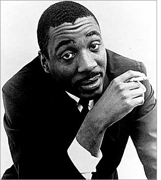 Dick Gregory in 1964