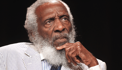 Dick Gregory today