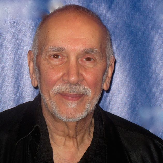 Frank Langella, The Father photograph by Jonathan Mandell