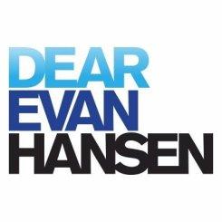 Dear Evan Hansen logo