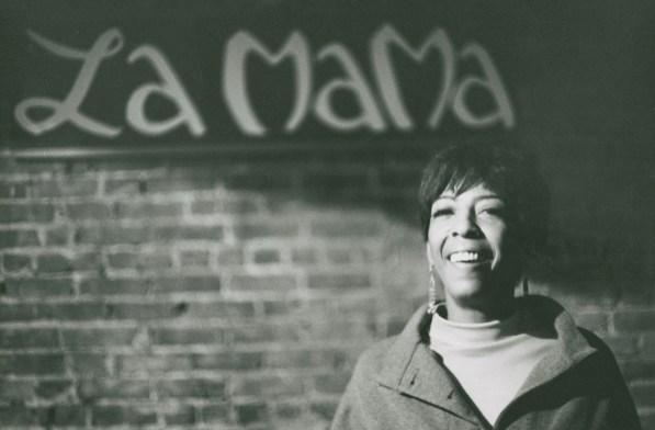 La MaMa founder Ellen Stewart