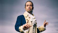Lin-Manuel Miranda as Hamilton