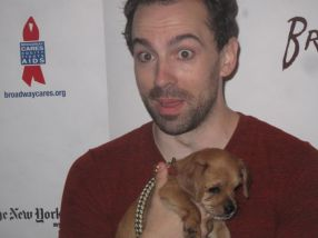 Rob McClure (Something Rotten)